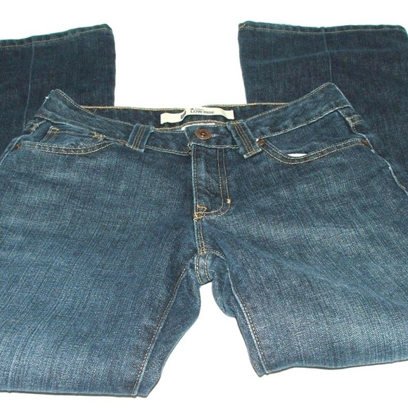 GAP Denim - GAP Curvy Low Rise Womens Size 2 Jeans Medium Wash